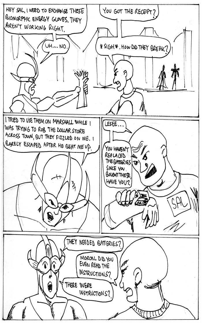 Secret Origins, page 4
